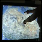 Google Earth + Multitouch